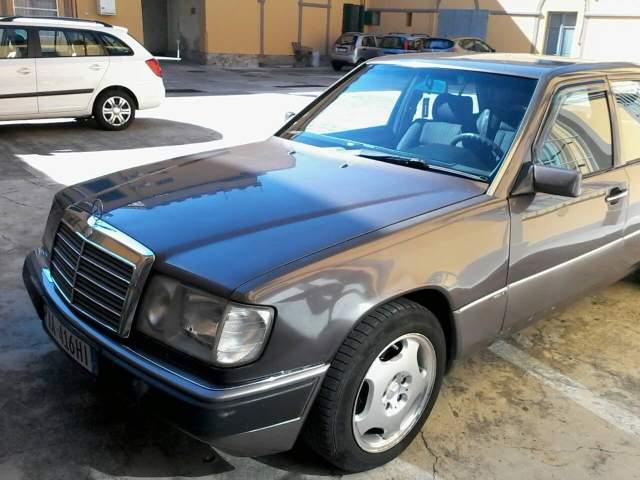 Mercedes benz e300 viti 1991 for Mercedes benz viti